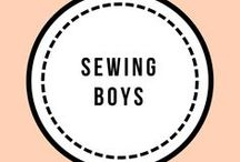 Sewing things for Boys / Sewing ideas for boys, clothes