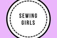 Sewing things for Girls / Sewing ideas for girls, clothes