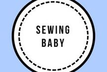 Sewing things for Baby / Sewing ideas to make for baby, clothes