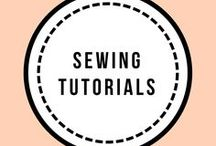 Sewing Tutorials / Help with sewing techniques and other sewing tutorials
