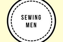 Sewing Ideas for Men / Sewing ideas to make for men, clothes