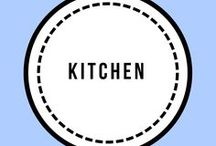 Kitchen / Kitchen ideas, decor