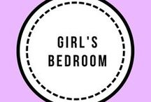 Girls Bedroom / Girls bedroom decor and ideas