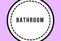 Bathroom / Bathroom ideas, decor