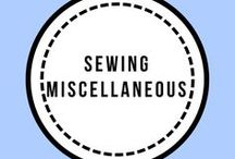 Sewing Miscellaneous / Lots of different sewing ideas