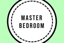 Master Bedroom / Ideas and decor for the master bedroom