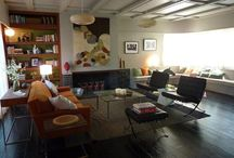 Living rooms / by Melodie Olps