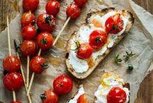 Gourmandises végétariennes ♥ Vegan delicacies / by Raphaëlle Seraphina