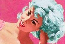 Retrovintage  / I'm a groovy retro chic / by Marlene Morales