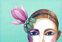 Art, Illustrations and Creativity / ART! / by Marlene Morales