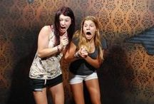 My sense of humor.... / by EXIT 13 Haunted attraction