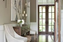 HoMe...WeLcOmE / porches, patios, mud rooms and foyers