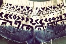 DIY Fashion. / \(^o^)/: an idea / by Ericka Schweisberger
