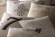 PiLLoWTaLk / pillows to make, buy and collect