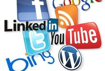 Social Media / #socialmedia and great #websites that work with the whole #social #web experience.