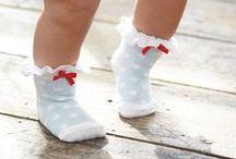 elegant tiny toes