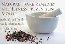 Remedies & Such. / Natural remedies with herbs & things can definitely come in handy. / by Ericka Schweisberger