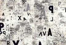 Typography / by Eliane Gerrits