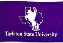 Tarleton State University / I practically grew up on this campus and it will always be a place that holds lots of great memories for me.