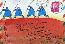 Mail Art / by Gayle Alstrom