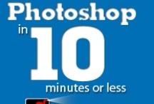 Photoshop Tutorials / by Sharon Wheat
