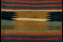 Rugs, Tapestry, Embroidery, Weaving / by Gayle Alstrom