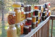 {FOOD} canning & preserves
