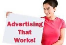 Advertising / The activity or profession of producing advertisements for commercial products or services.  #advertising #business #advertisements #commercial #onlineadvertisements #ads