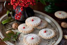 {FooD} holiday treats / yummy treats to share, gift and enjoy!