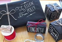 Gifts / Party Ideas / by Megan Bahler
