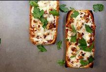 cooked - pasta, pizza, & calzones.