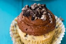 baked - cakes, cupcakes, + toppings.
