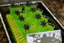 halloween inspired food / by EXIT 13 Haunted attraction