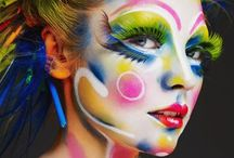 A Change of Face / Special FX makeups & looks that inspire me