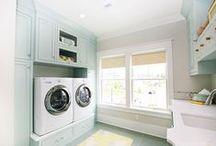 Laundry Room Ideas / by Megan Bahler