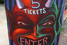 carnival / by EXIT 13 Haunted attraction