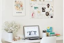 Home Office / Beautiful interior home office spaces