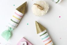 B-DAY (Kids parties ideas) / Inspirational decorations, games, food and invitations for kids birthday parties. / by Paper Culture