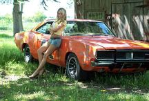 Cars and girls / Cars and girls