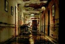 Hospitals  / by EXIT 13 Haunted attraction