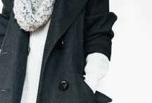 style file...winter outerwear / Jackets, coats, ski gear