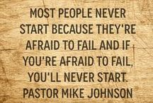 Quotes / Great quotes said by Pastor Mike to share with fellow #kidmin leaders!