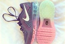 I love Nikes / Just do it ✔️ / by Marlene Morales