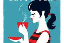 My Cup Of Tea / I'm a tea person, I'd be at Teavana for daysss / by Marlene Morales