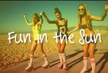 Action & Fun in the Sun / Best Summer sports