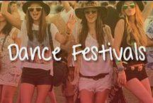 Dance Festivals / Summer! Dance! Fun!