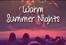 Warm  Summer Nights
