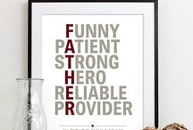 Gifts For Dad / He's your superhero, treat him as such ❤️  / by Marlene Morales