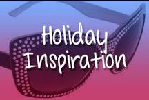 Holiday Inspiration / All Holiday Inspired Fashion and Fun!