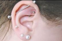 Piercings / Pretty and unusual piercing inspiration